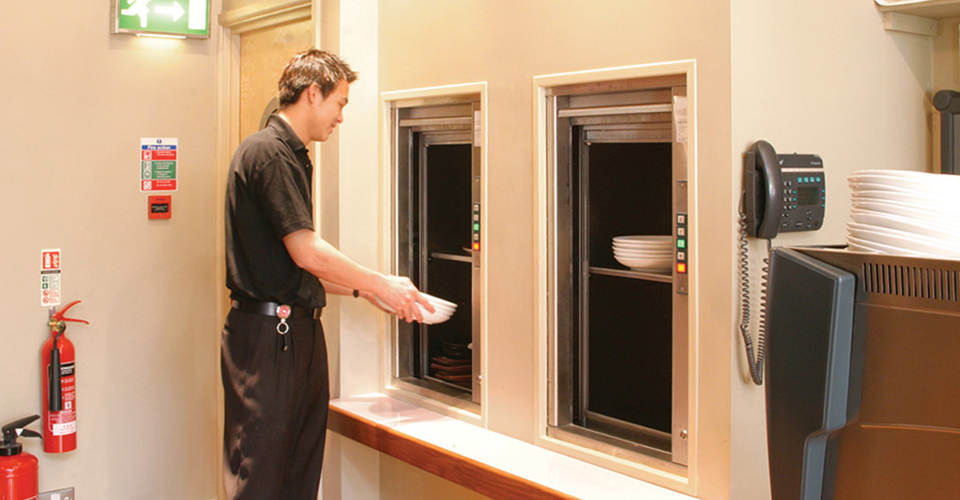 FUJI Dumbwaiter Lift